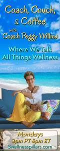 Coach, Couch, and Coffee Radio with Coach Peggy Willms - Where We Talk All Things Wellness