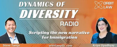Dynamics of Diversity Radio with Orbit Law PLLC - Co-hosts Kripa & Steve