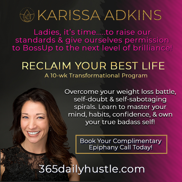 Reclaim Your Best Life with Karissa Adkins - 10 wk Transformational Program