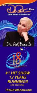 The Dr. Pat Show: Talk Radio to Thrive By!: The Cultural Brilliance-How to activate the greatness that's inherent in every organization with Claudette Rowley